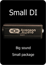 Small DI Box - Big Sound, Small Package