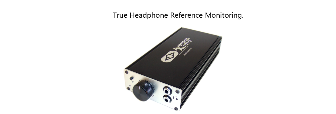Headphone Amp