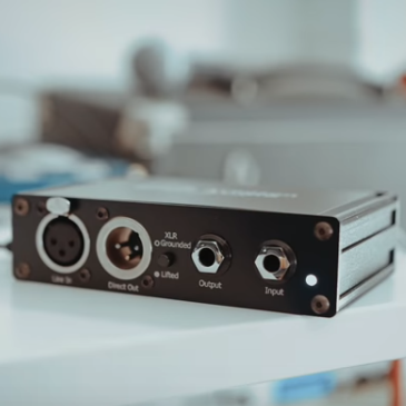 Livingroom Gear Demos: How to Reamp guitars | Avenson Audio IsoGtr review!